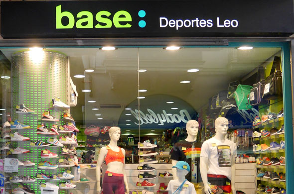 Base Deportes Leo c/Mayor, 31